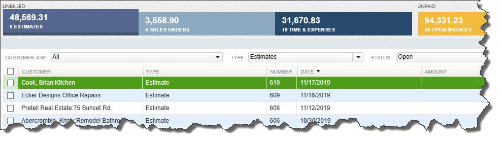 Using QuickBooks\u0027 Income Tracker \u2014 Sepulvado Consulting Group