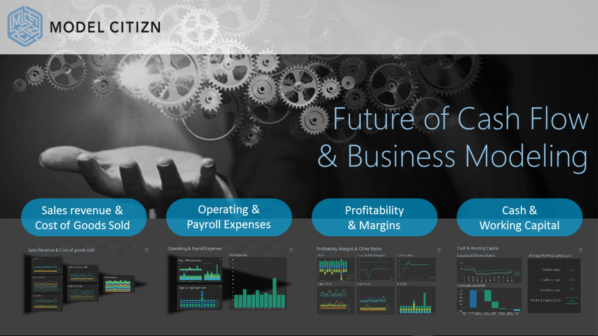 Financial Modelling Consulting and Advisory - Model Citizn