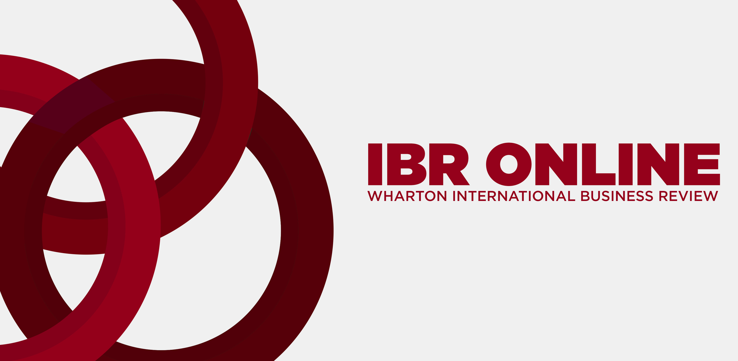 Wharton International Business Review