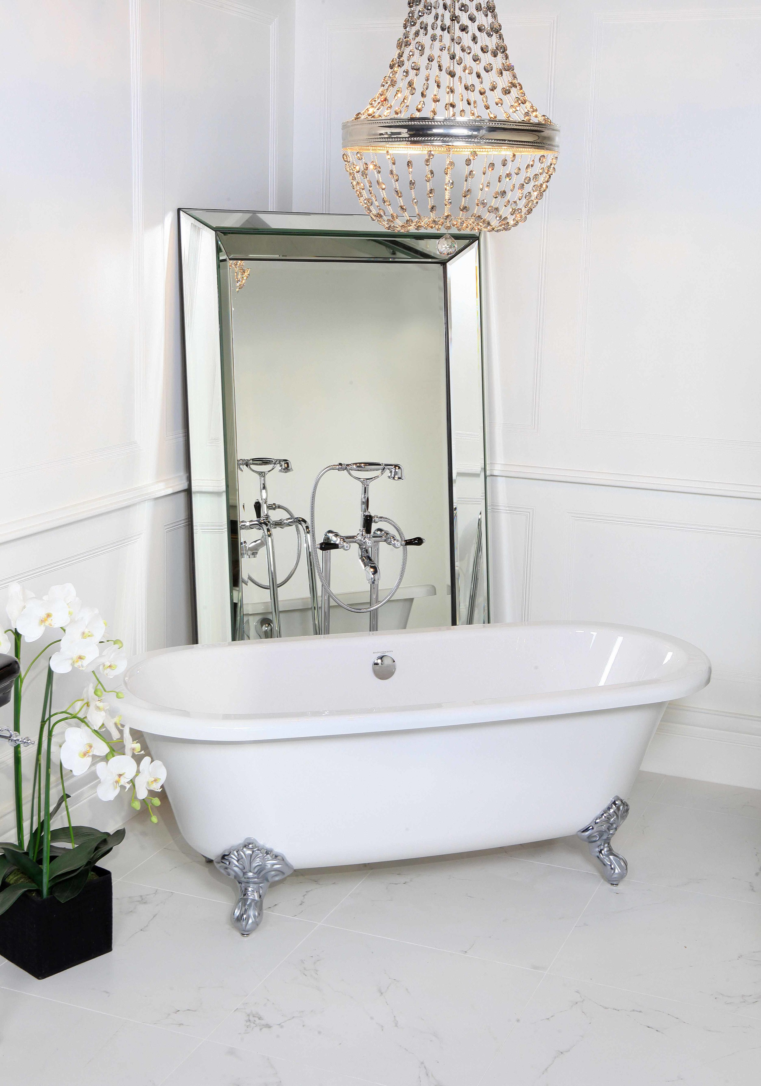 Bagnodesign Princess Nouveau Bathtubs Bagnodesign Luxury Bathrooms Glasgow Bathroom