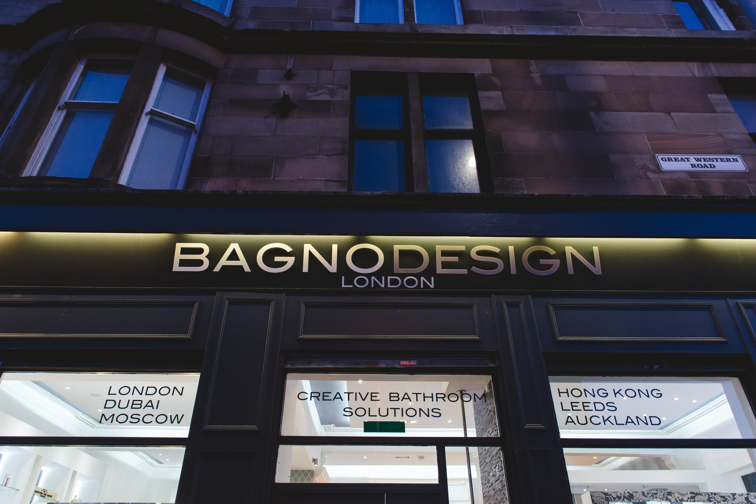 Bagno Design Edinburgh Visit Our Showroom Bagnodesign Luxury Bathrooms Glasgow