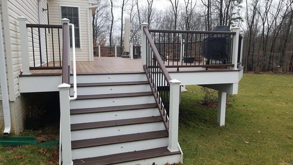 Deck Builder Pictures Maryland Decking Decks Patios
