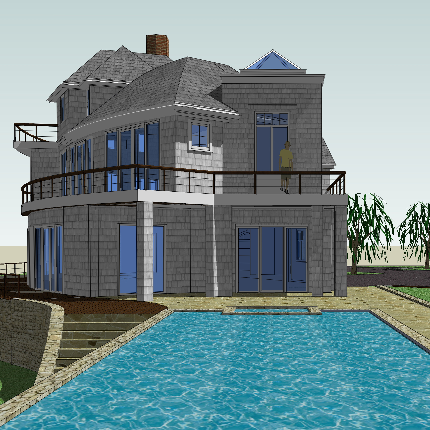 Architectural Design Of Residential Building Nicholaeff Architecture Design Cape Cod Residential Architect
