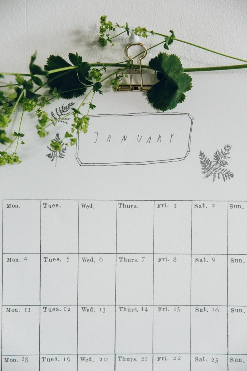 Large Of Digital Wall Calendar