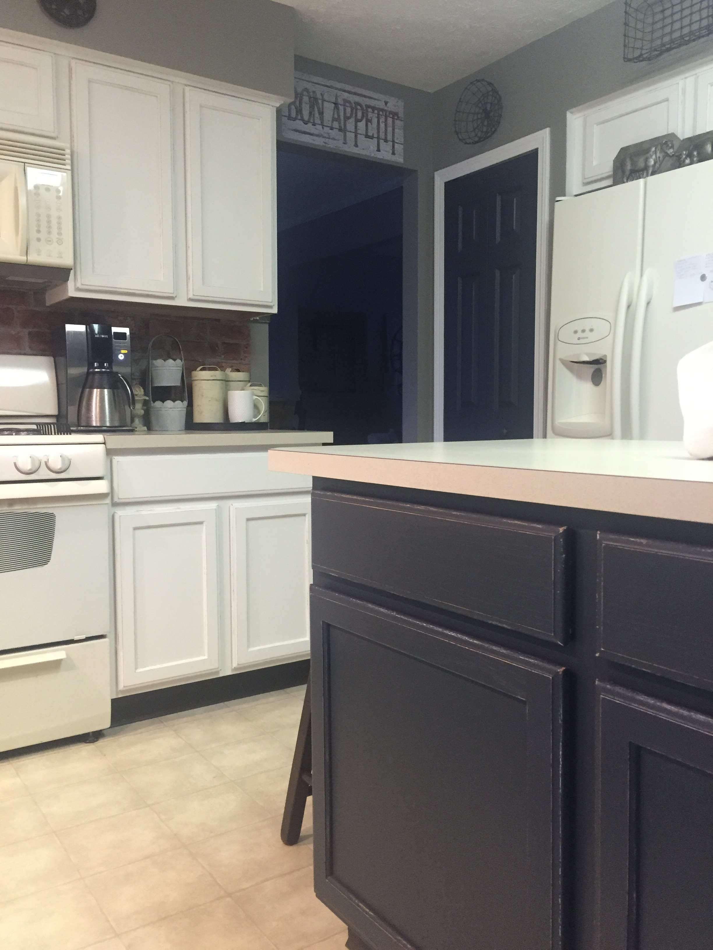 Images Of Painted Kitchen Cabinets Painted Kitchen Cabinets Adding Farmhouse Character The Other