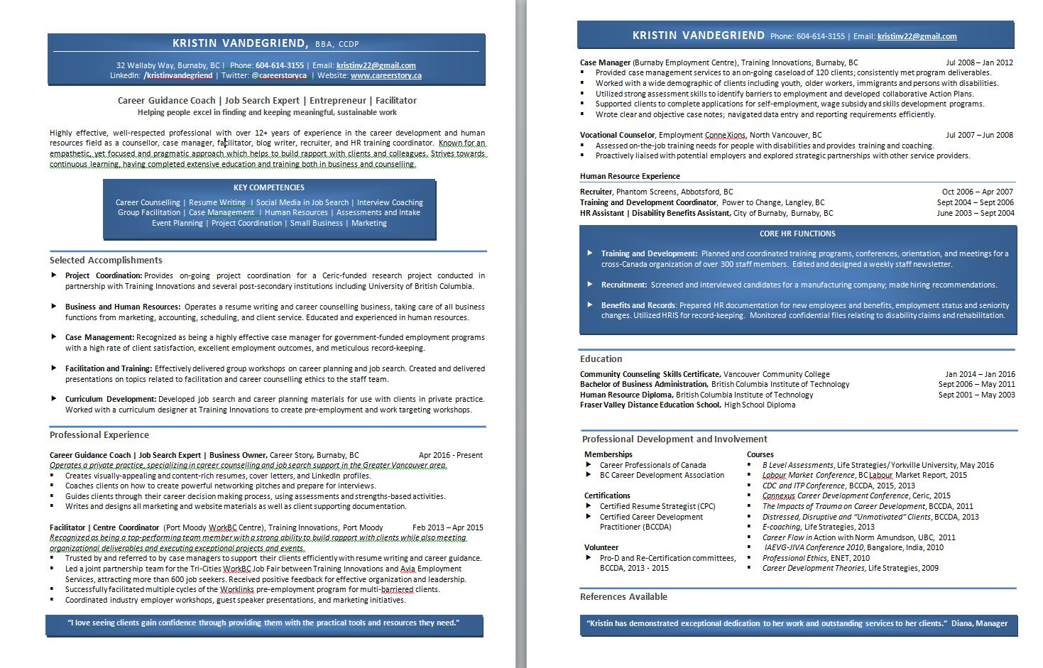 Do I Need a Plain Text Resume? \u2014 Career Story