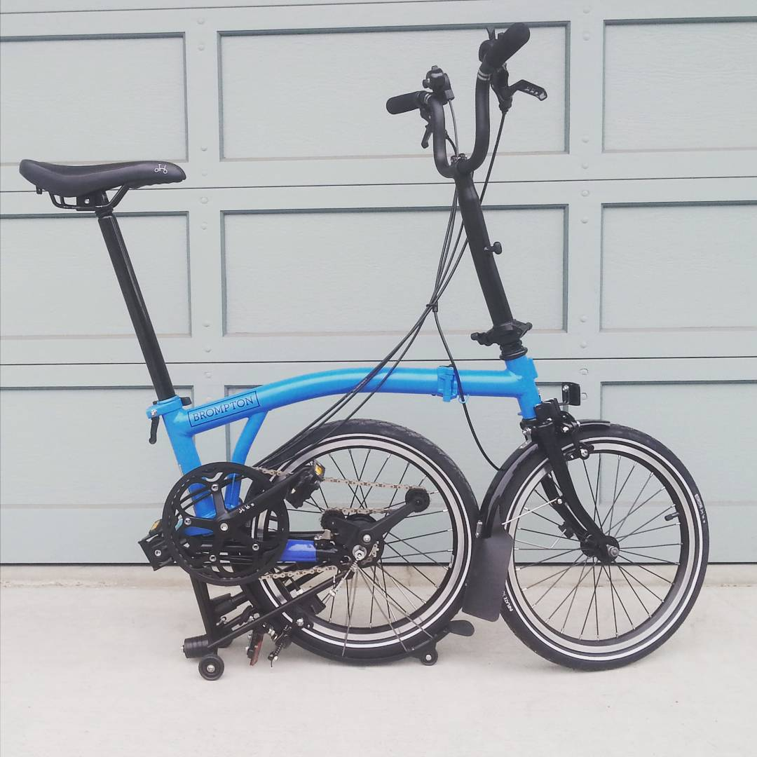 Brompton Bikes Blue Heron Bike Shop