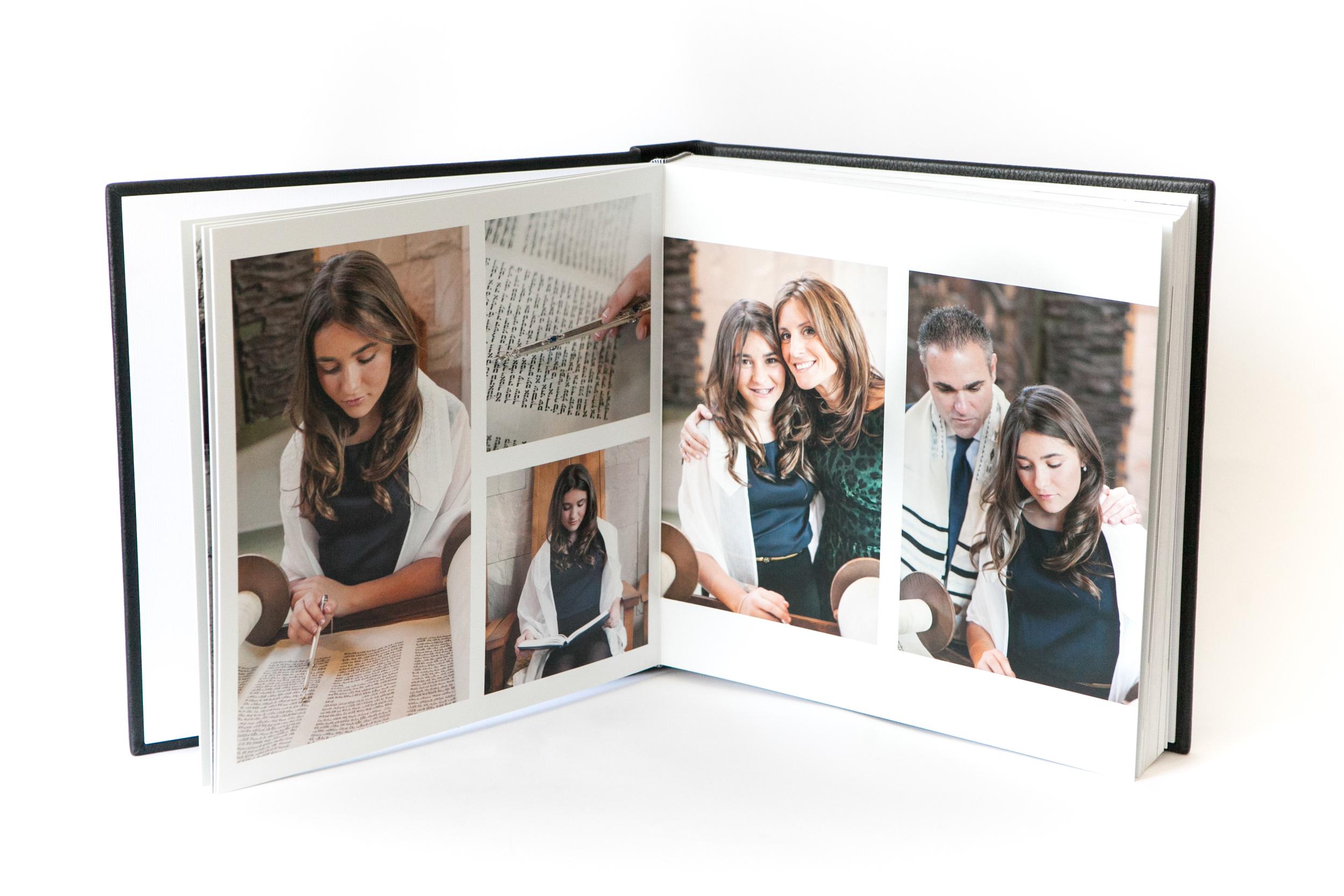 Custom Wedding Photo Albums - Luxury Photo Books