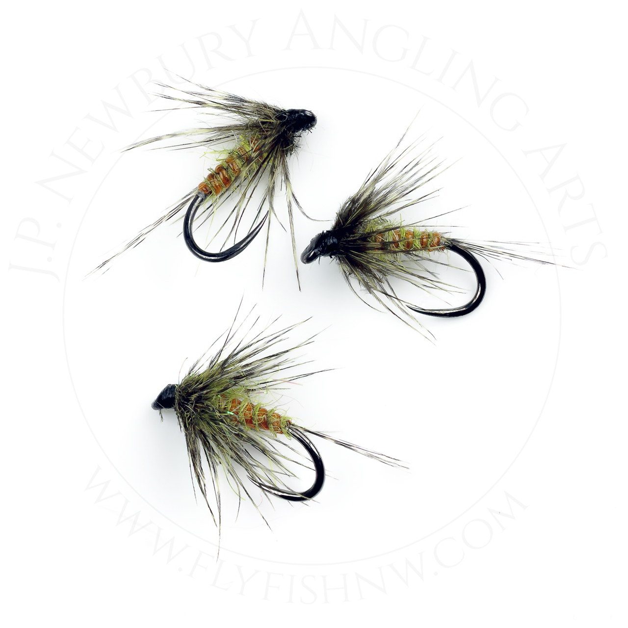 Buffet Fly Occasion Blog J P Newbury Angling Arts
