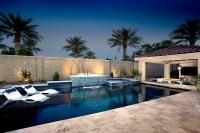 Geometric Swimming Pool Gallery  Presidential Pools, Spas ...