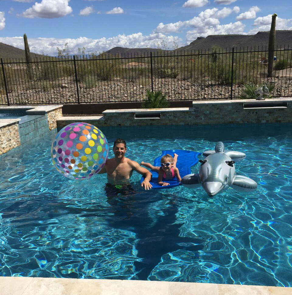 Gfk Pool Sale Pool Pricing Presidential Pools Spas Patio Of Arizona