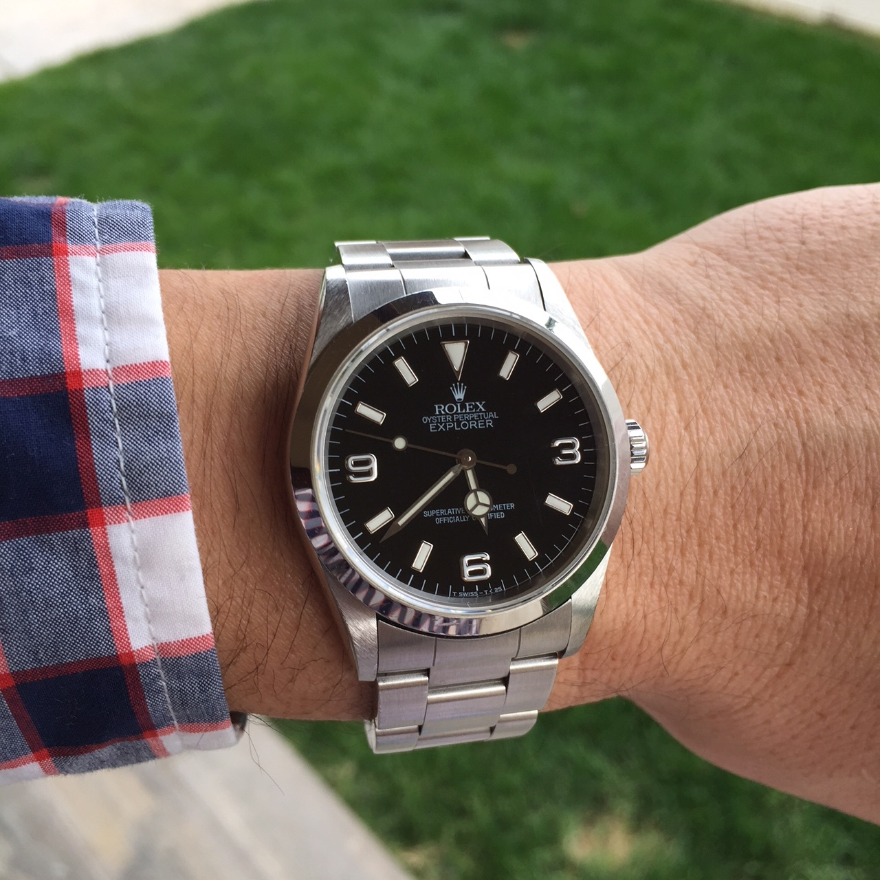 Rolex Explorer Falling In Love With The Rolex Explorer 1 Meticulist