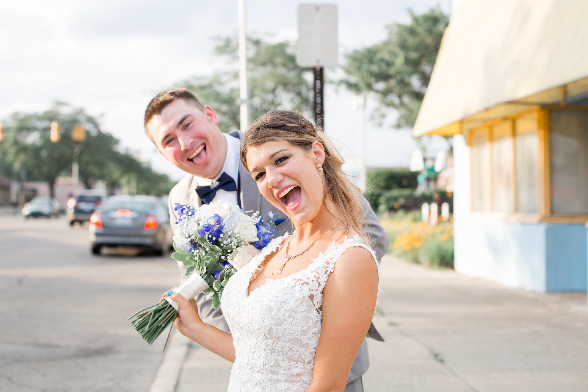 Kristina and Paul Berkley, MI Wedding \u2014 Enna Jade Photography