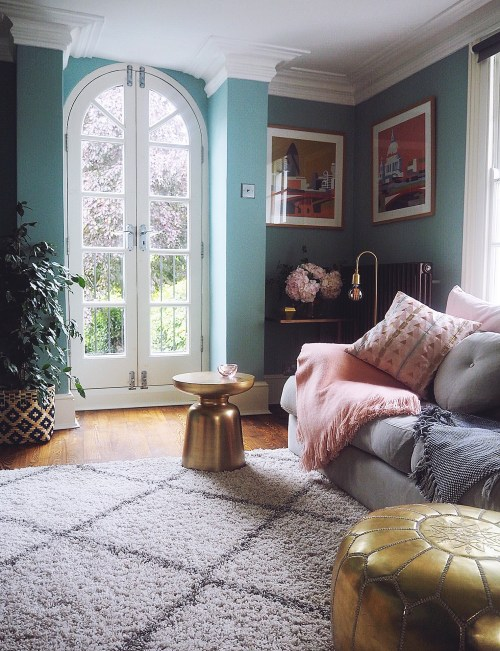 Exquisite Dix Blue Living Room Farrow Before Decorating My Living Room Blue Melanie Lissack Blue Living Room Accent Chairs Blue Living Room Furniture Ideas