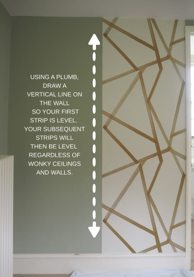 How To Put Up Wallpaper: A Simple & Easy Guide — MELANIE LISSACK INTERIORS