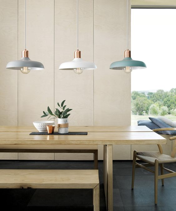Kitchen Island Wayfair How To Choose The Right Pendant Lights For Over The Dining