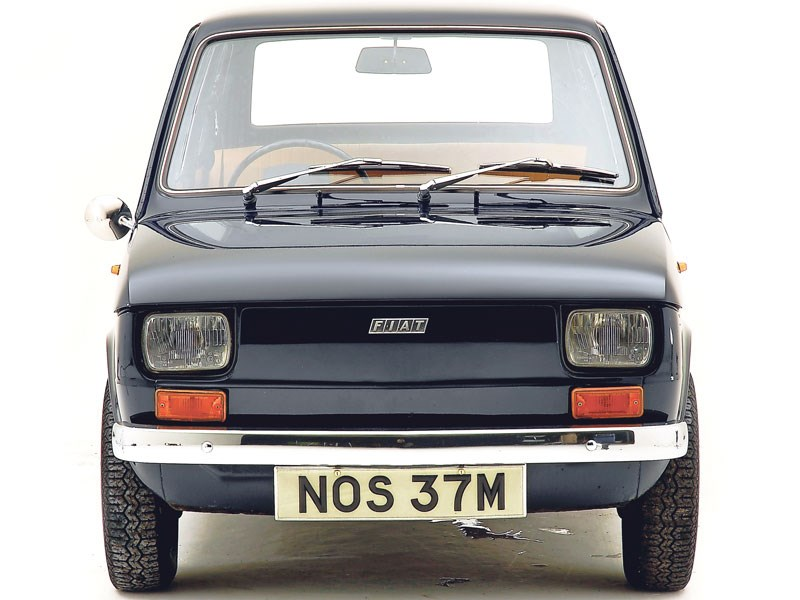 Fiat 126 Review CCFS UK