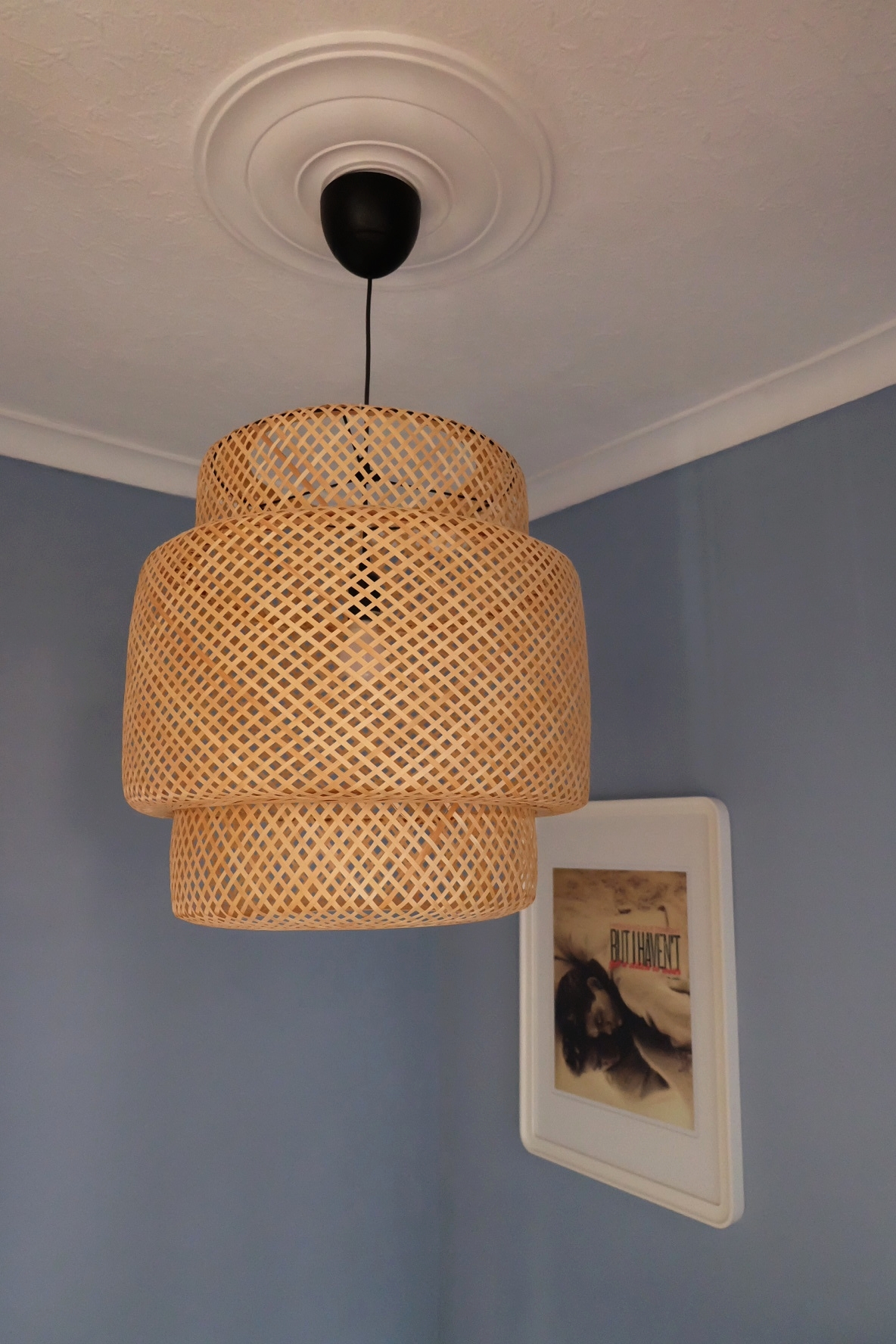 Rattan Lampe Rattan Hngeleuchte Affordable Amazing Myliving Led Wolga With