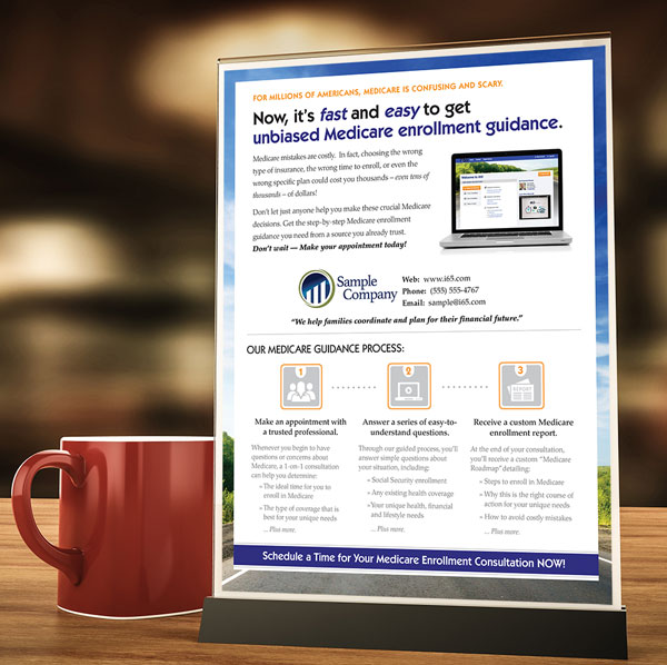 Suggestions for Using Your Custom Medicare Sales Flyers \u2014 i65