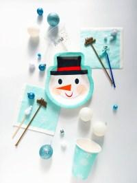 Target Christmas Paper Plates & Santa Shaped Plates. Santa ...