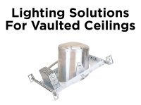 Lighting Solutions for Vaulted Ceilings  1000Bulbs.com Blog