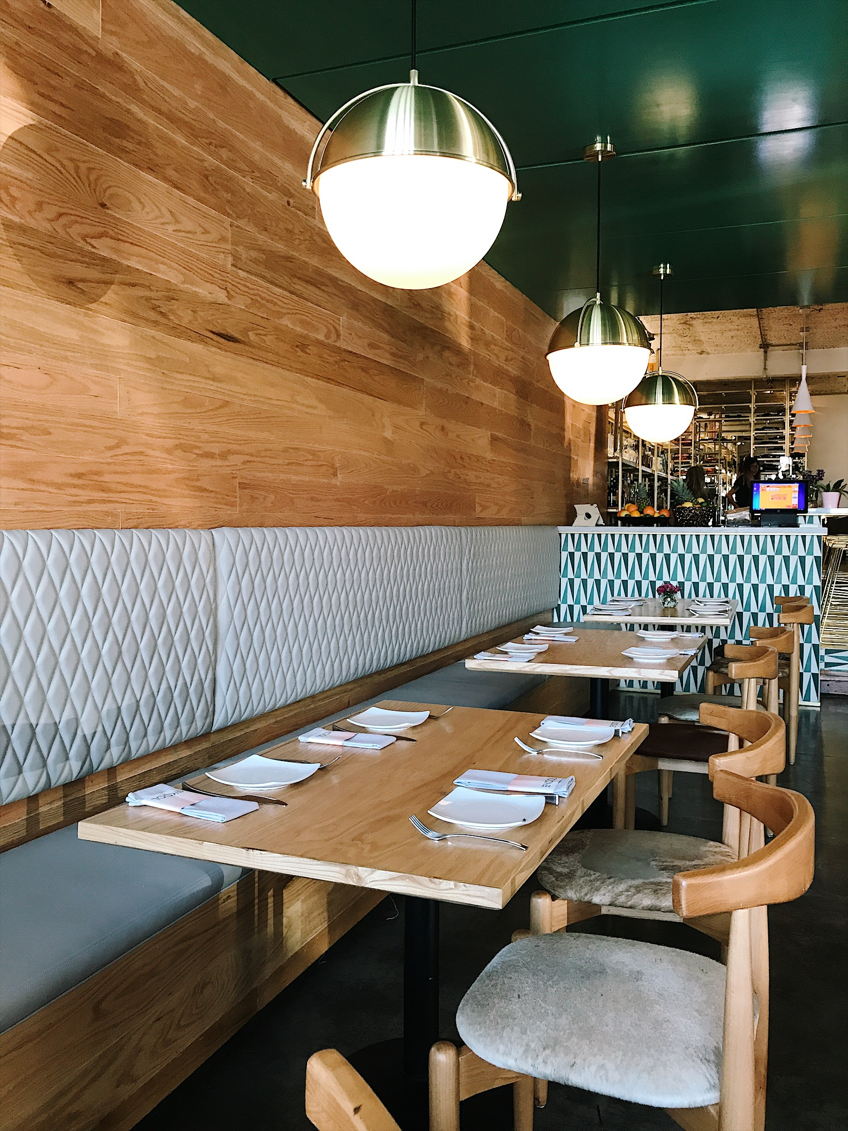Interiors Cuisine The New Kool Of Tijuana Sophisticated Interiors Paired With Local