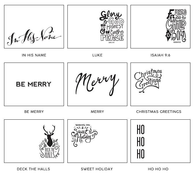 Templates for Christmas Cards \u2014 Ernie  Fiona Photography - christmas cards black and white