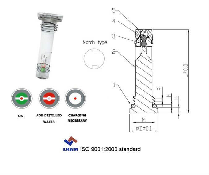 battery gauge ledningsdiagram
