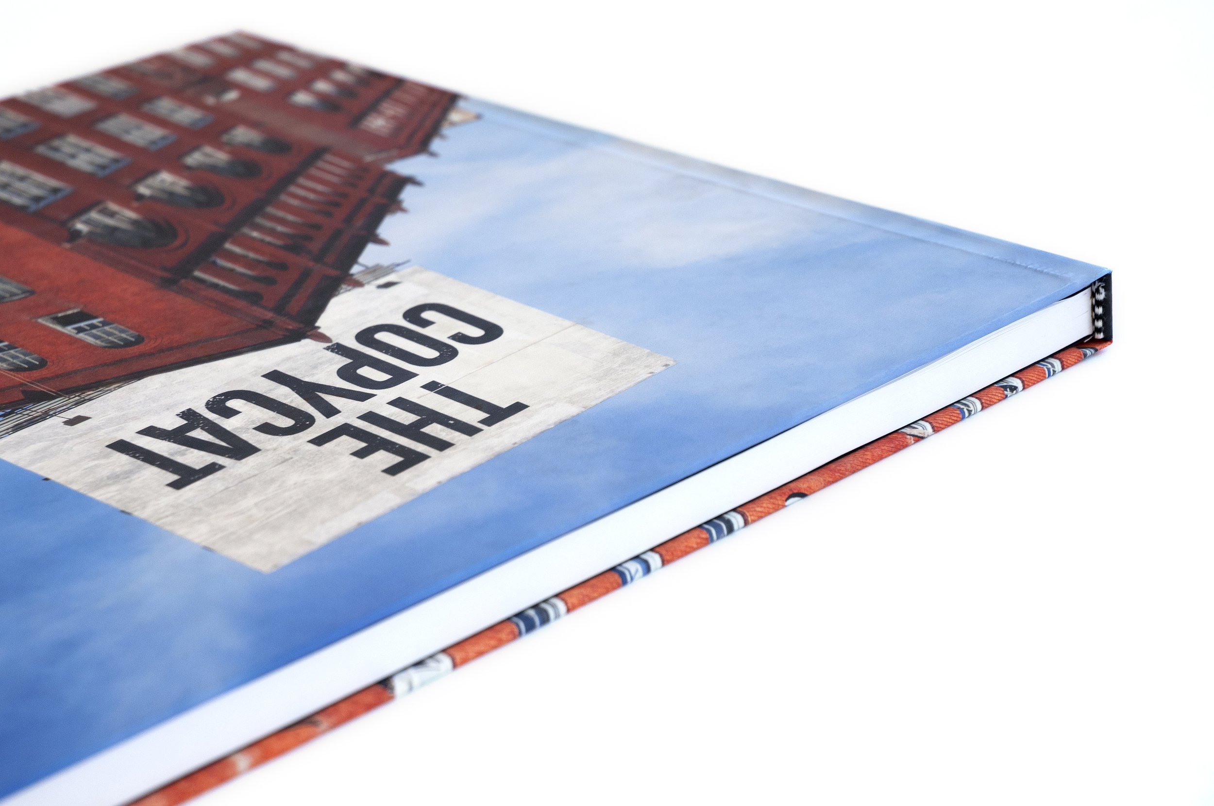 Printed Wrap Hardcover \u2014 Edition One