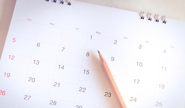 Making an Annual Church Calendar \u2014 NAD Ministerial