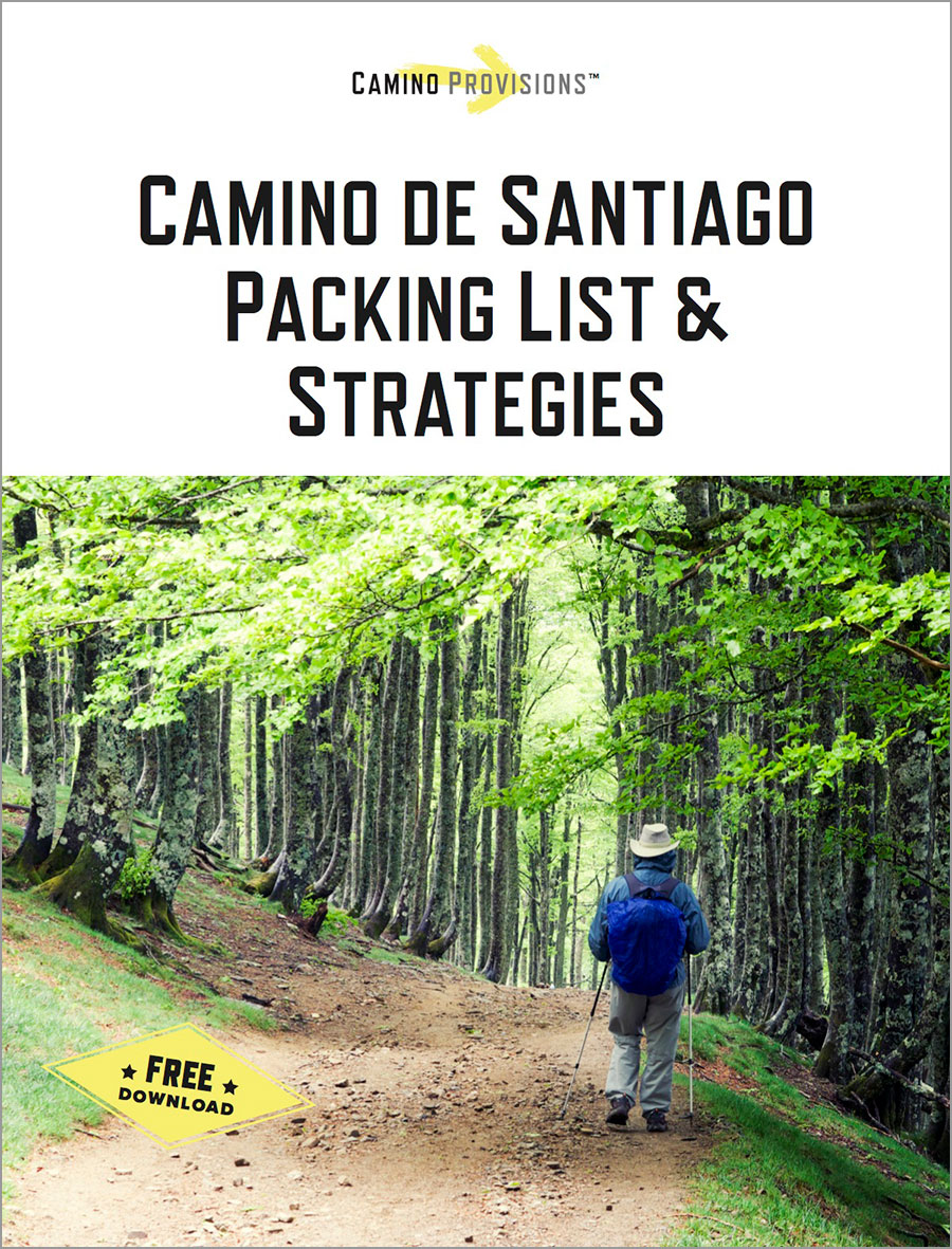 Camino Santiago Packing List Best Camino De Santiago Packing List Camino Provisions