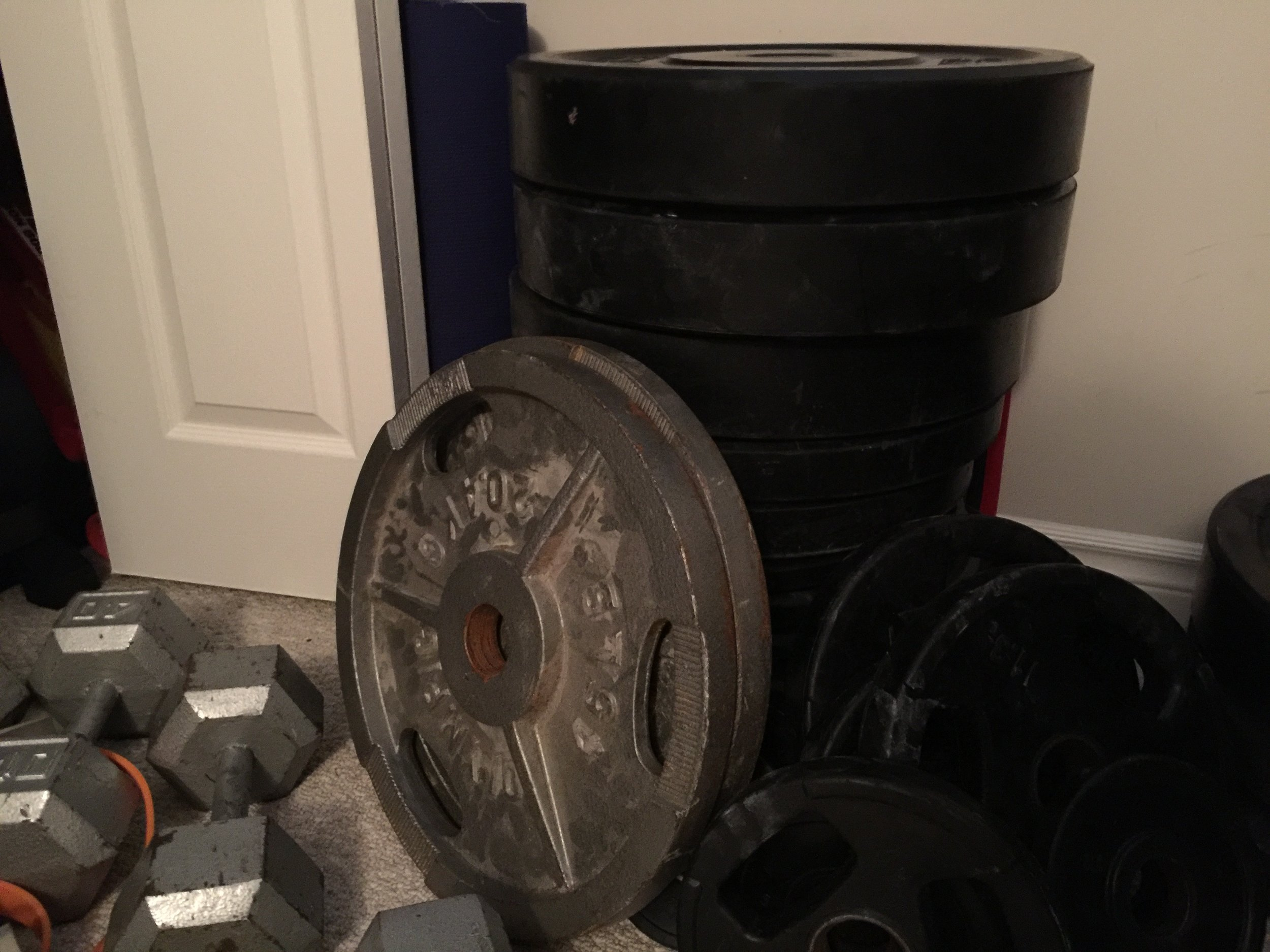 Garage Gym Humidity All You Need To Start A Home Strongman Gym Olorin Nutrition