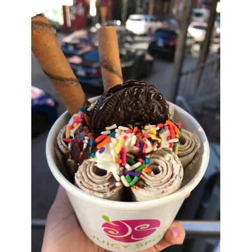 Medium Crop Of Oreo Ice Cream Roll