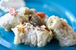 Small Of Keto Cabbage Rolls