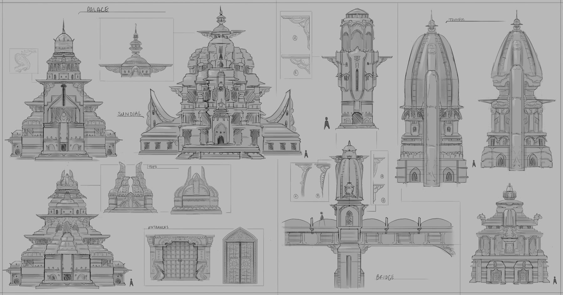Ancient Hindu \u2014 REIDE PERIGO DESIGN