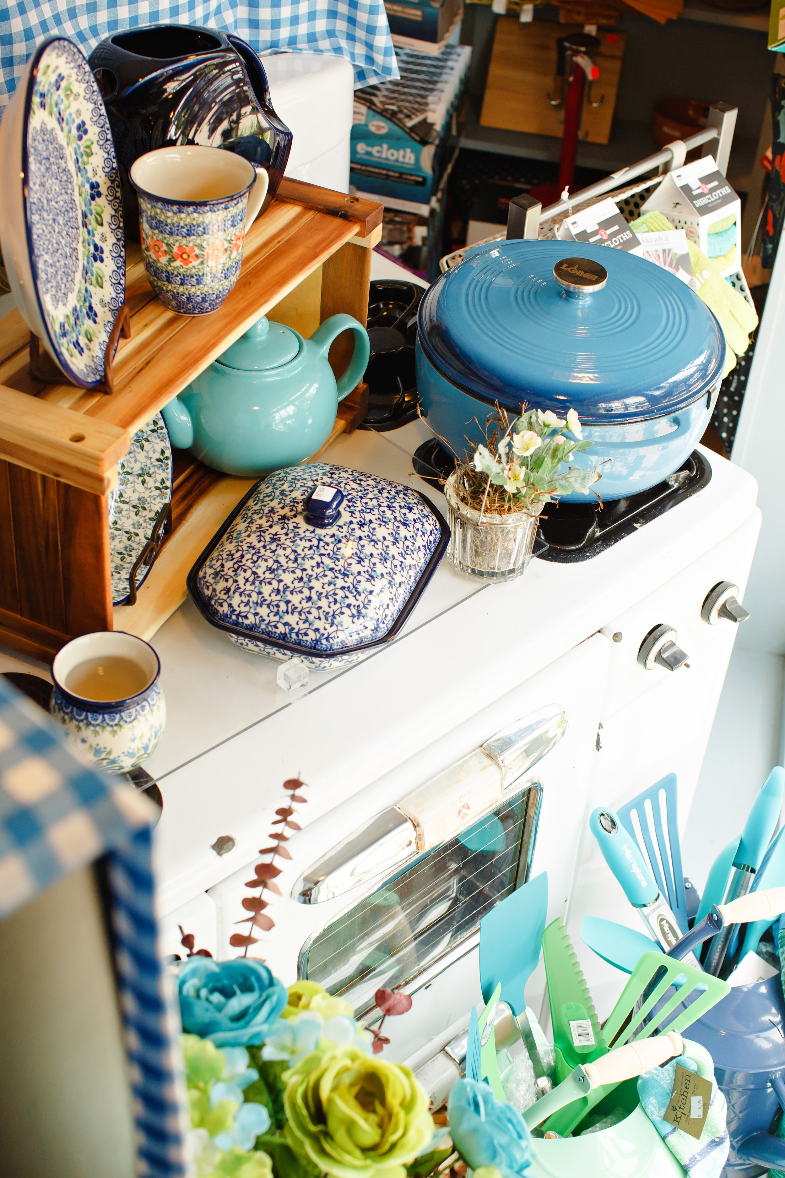 Kitchenware Shop About Kiss The Cook Wimberley