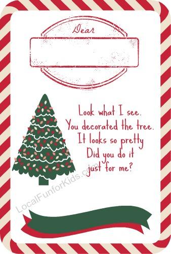 10 FREE Elf on the Shelf Printable Poems \u2014 Local fun for kids
