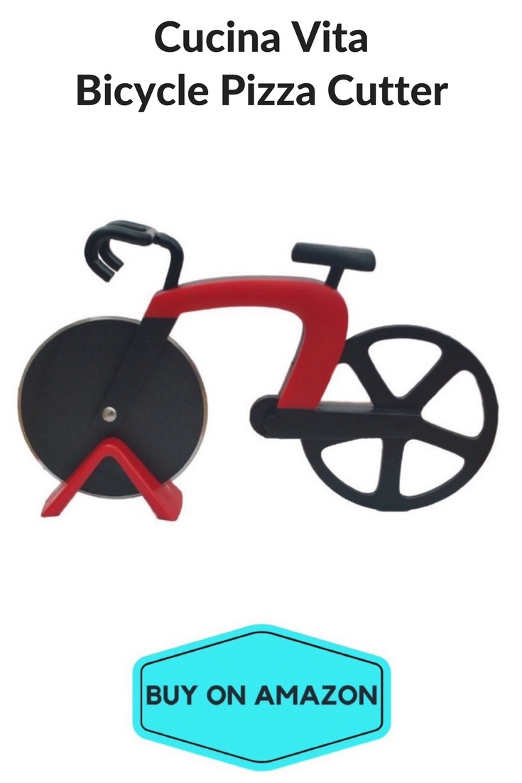 Cucina Vita Bicycle Pizza Cutter Men S Health Fitness Gifts Under 50 Half Of Gabby