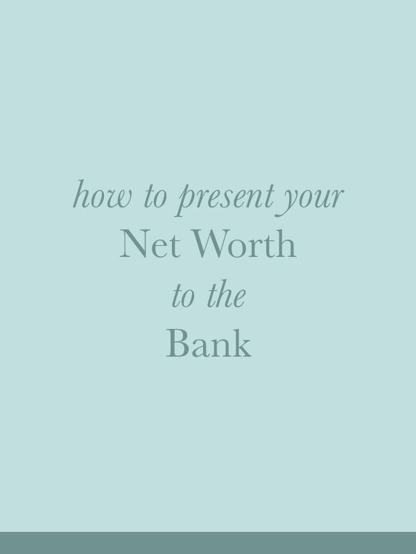 What is Net Worth? \u2014 Scott Toynton