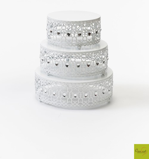 Medium Of Wedding Cake Stand