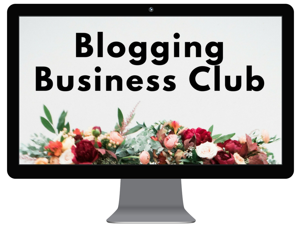 How to Think Like a Professional Blogger ○ #MyBlogMeansBusiness