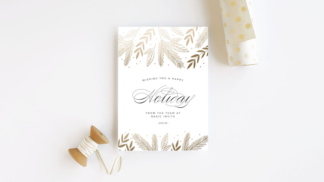 You\u0027re Going To Be Obsessed With These Custom Holiday Cards \u2014 It\u0027s