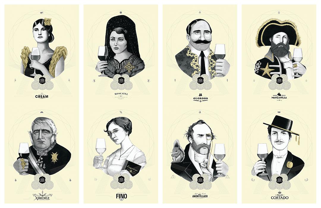 The Secret Sherry Society \u2014 Jim Haven - Brand strategist  Creative