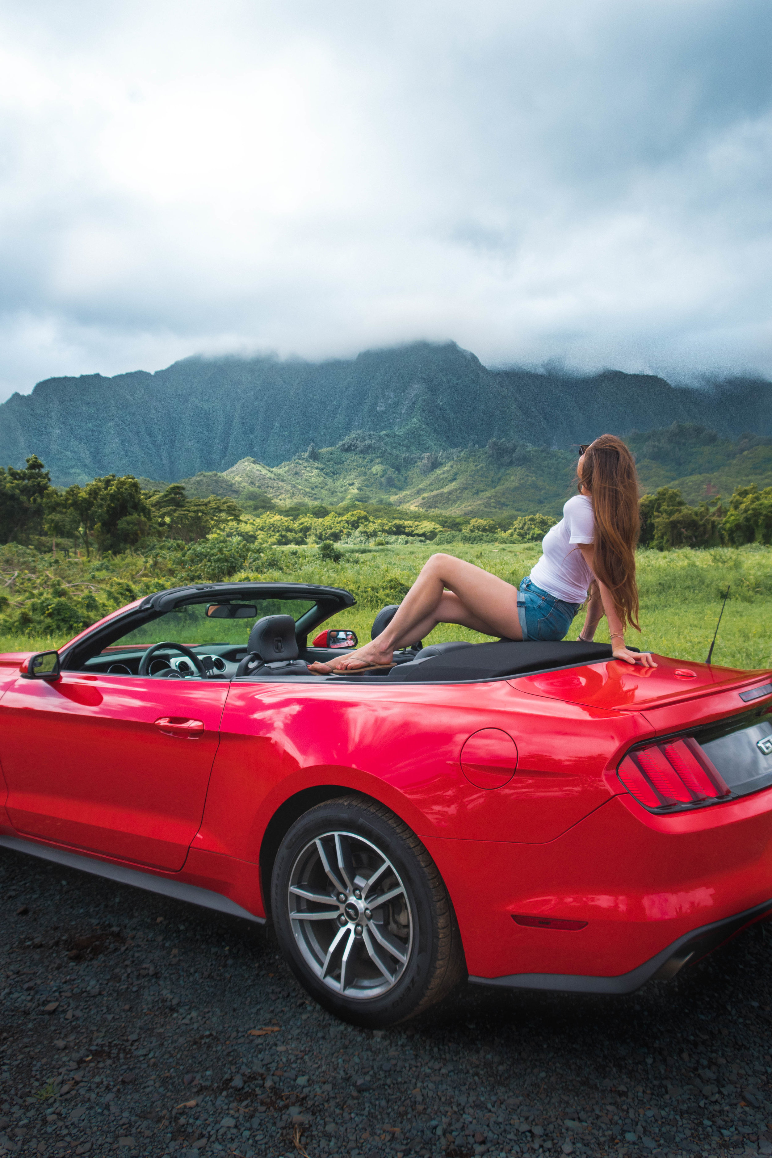 Convertible Center Avis A Culinary Road Trip Through Oahu There S More To Hawaii Than