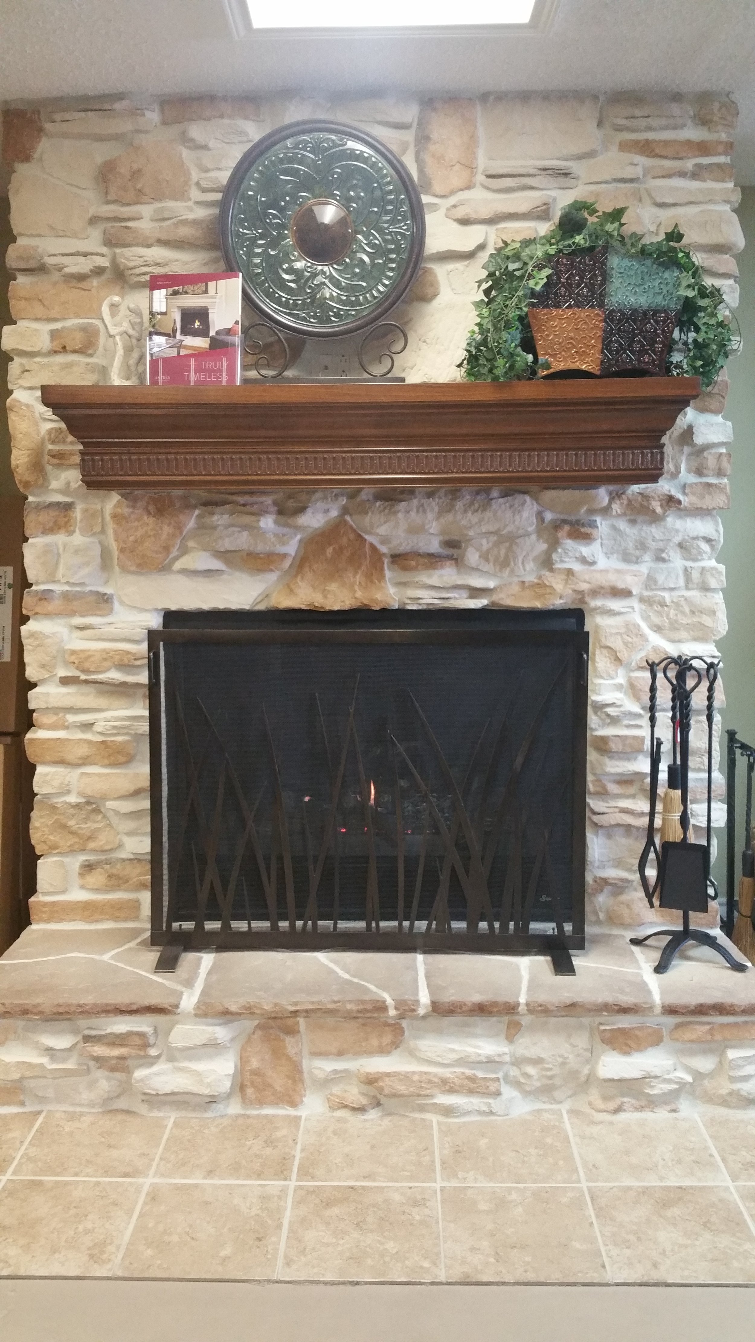 Propane Fireplace Repair Near Me Leonard S Stone And Fireplace