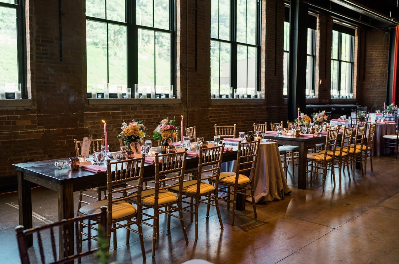 Pittsburgh Opera House Summer City Wedding Penn Rustics Rentals