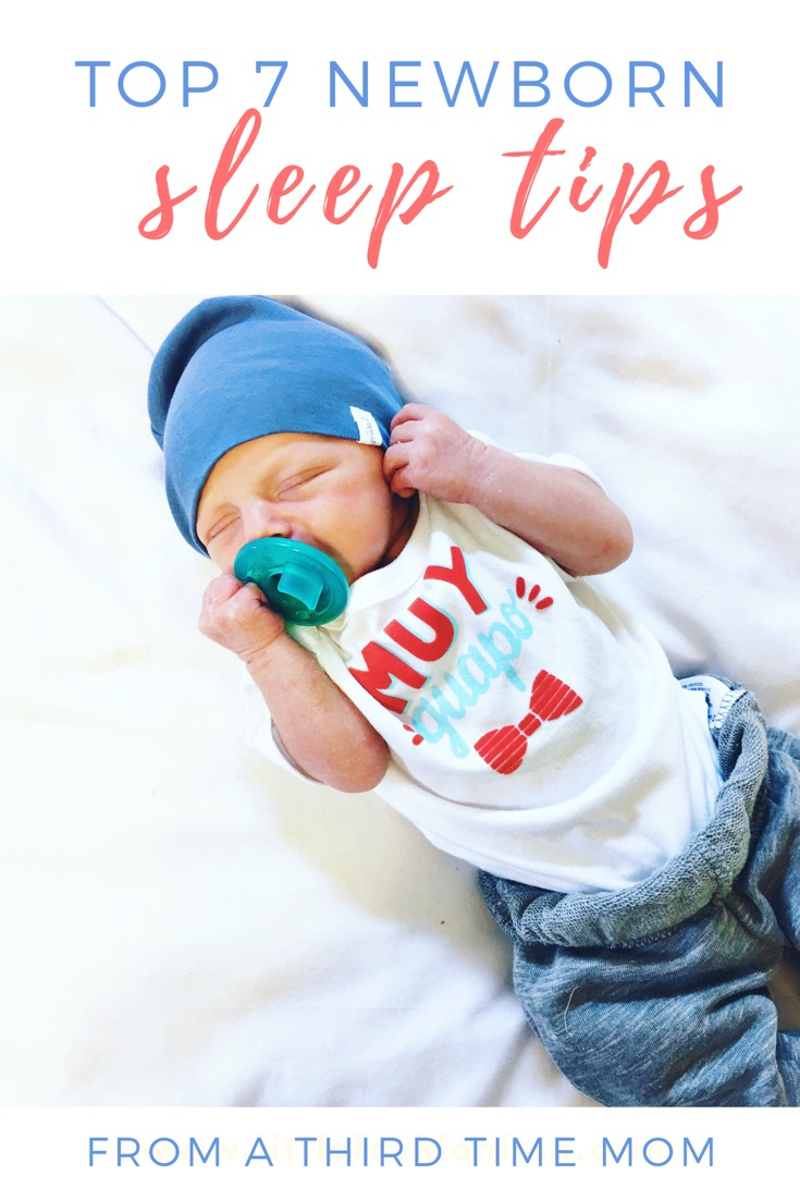 Newborn Sleep My Top 7 Newborn Sleep Tips Emily Krause