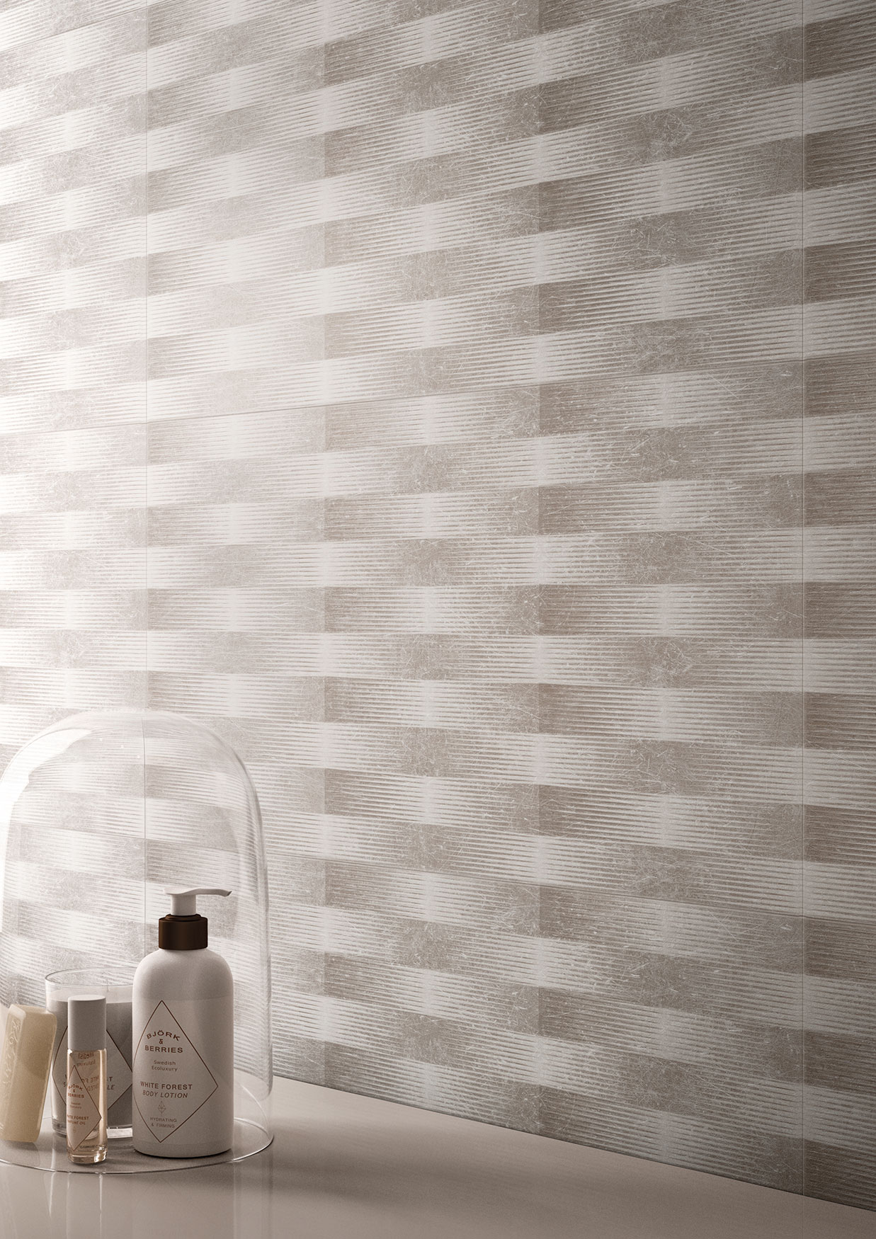 Bagno Tiles Metal It Coastal Tile