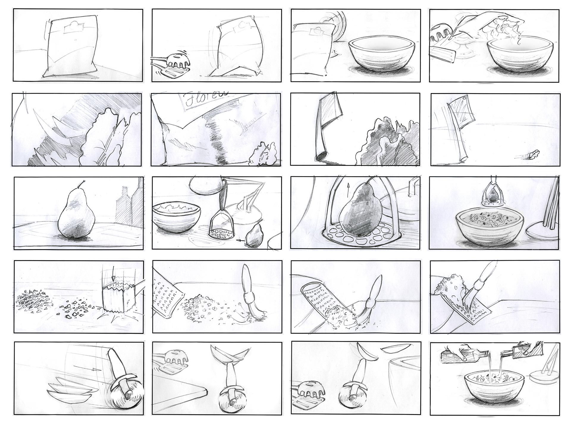 Jack Wright - Storyboard Artist - Storyboards