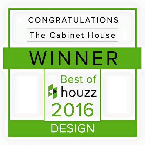 WINNER \u2014 Houzz Design Award 2016 \u2014 THE CABINET HOUSE \u2014 Houzz Design - Award Maker